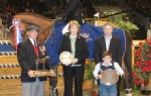 Leading Grand Prix Rider Award